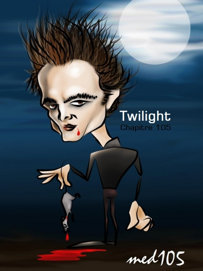 Robert Pattinson by mohamed105